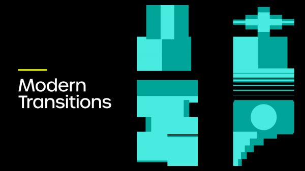 Motion Forward – Modern Corporate Two Color Transitions