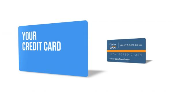 Motion Forward – 3D Credit Card Animations Template for Premiere